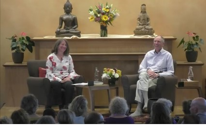 A Special Dharma Evening with Joseph Goldstein