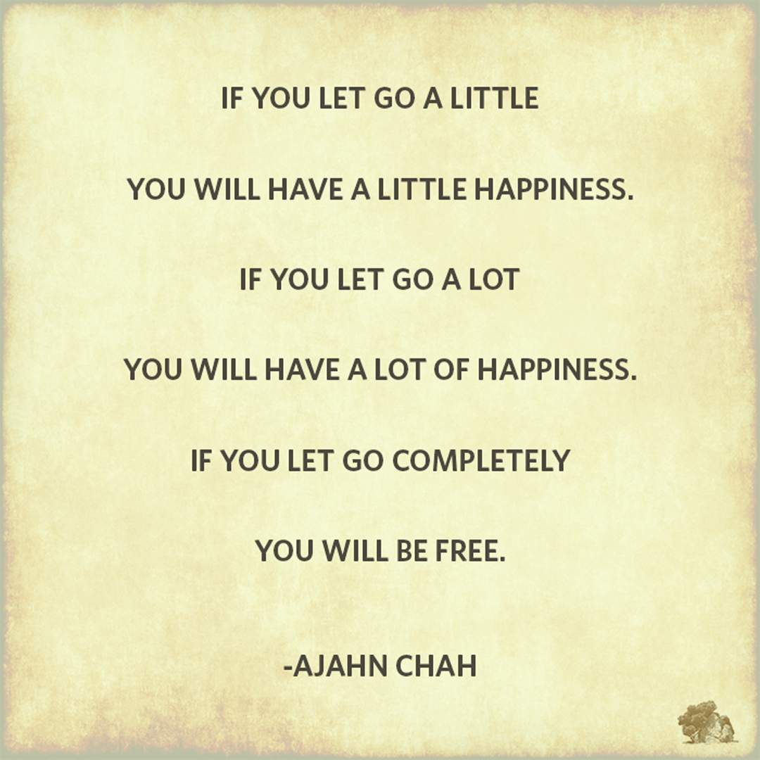 Ajahn Chah Quote