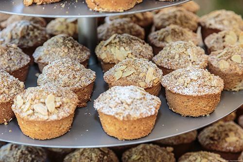 Gluten-Free Almond Cakes