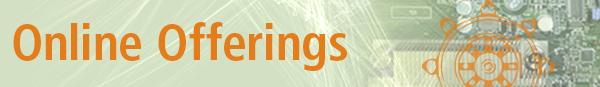 Online Offerings
