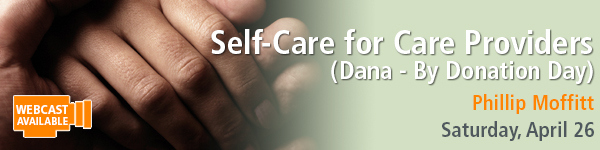 Self-care for Care Providers